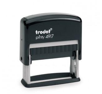 Tampon Printy vierge ref: 4917 de la marque Trodat