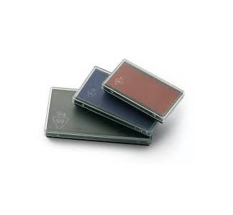 10 cassettes d'encrage pour appareils Colop ref: 6/CR12