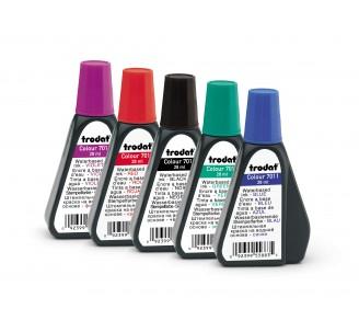 Encre à séchage rapide de couleurs spéciales pour tampon encreur ref: 9058 ou 9059