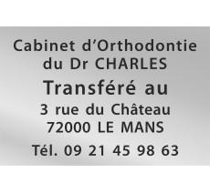 Plaque de transfert provisoire, fond argent, texte gravé noir