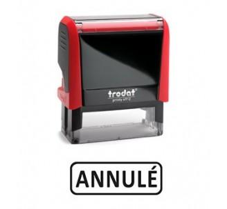 Formule commerciale ANNULE ,ref: 4992.06 de la marque Trodat