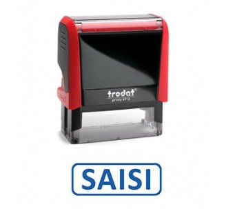 Formule commerciale SAISI ref: 4992.13 de la marque Trodat