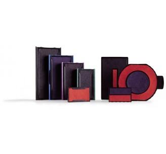 Cassettes d'encrage bicolores pour Printy ref: 6/4931/2