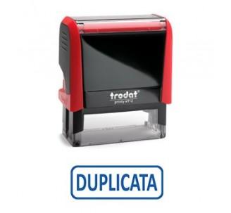 Formule commerciale DUPLICATA ref: 4992.05 de la marque Trodat