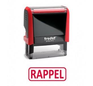 Formule commerciale RAPPEL , ref: 4992.08 de la marque Trodat