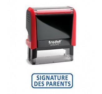 Formule commerciale SIGNATURE DES PARENTS , ref: 4992.59 de la marque Trodat